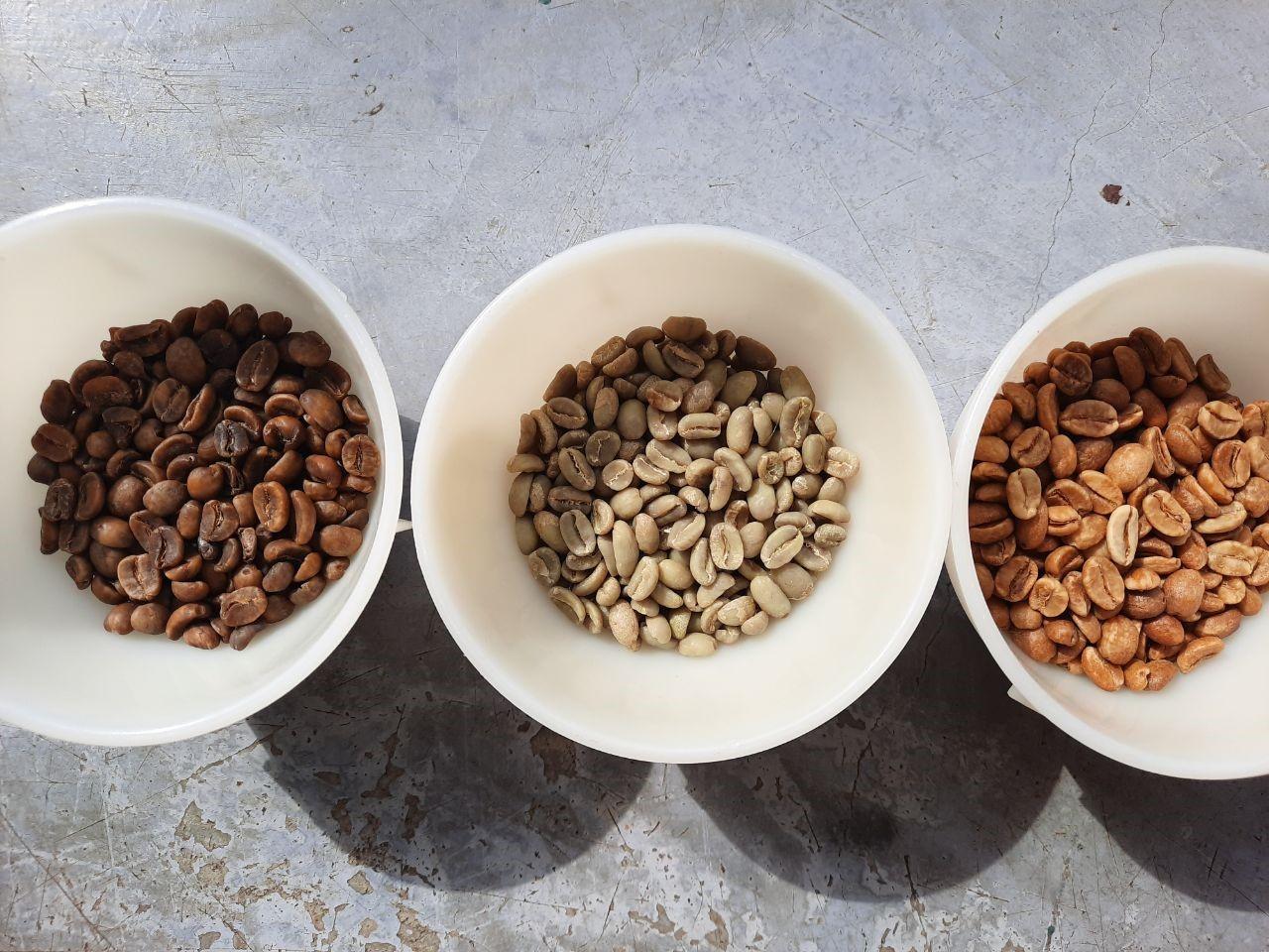 Свежесть кофейного зерна