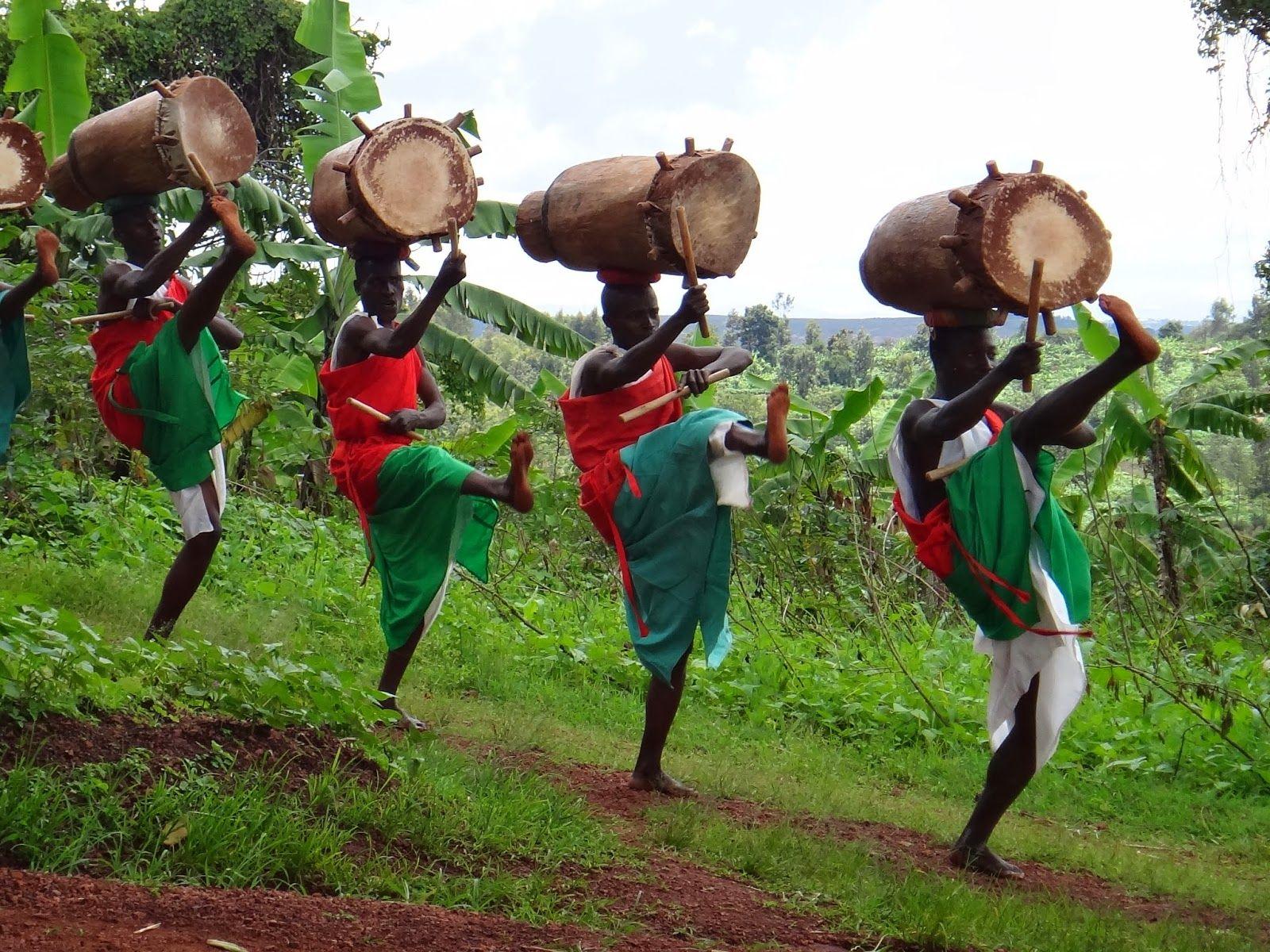 Страны происхождения: Бурунди
