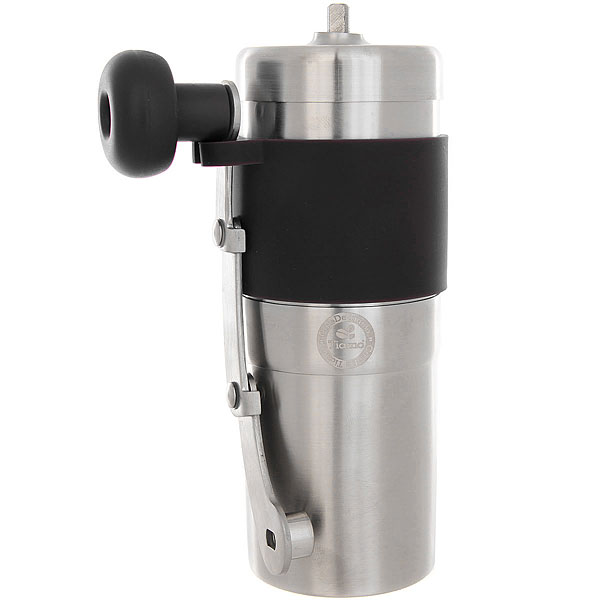 Ручная жерновая кофемолка Tiamo HG6171BK